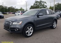 Carfax Used Cars Tampa Best Of Pre Owned 2017 Audi Q5 Premium Plus Awd Suv