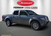 Carfax Used Cars Tampa Best Of Used 2019 Nissan Frontier Crew Cab 4×2 Sv Auto