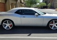 Carfax Used Jeeps Fresh Silver 2009 Dodge Challenger Srt8 Kmc District Wheels 22