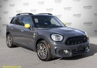 Carfax Used Suv Unique Certified Pre Owned 2019 Mini Countryman Cooper S E Phev Special Edition Awd