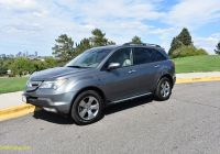 Carfax Vehicle Report Lovely 2008 Acura Mdx Sh Awd W Sport W Res