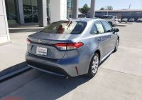 Cargurus Used Cars Best Of New 2020 toyota Corolla Le 4dr Car