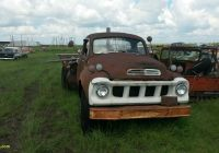 Cars An Trucks for Sale Near Me Best Of 1957 Transtar 2 ton Truck with Grain Bed On Back Flat Bed