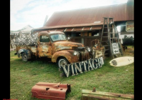 Cars and Trucks Beautiful Vintagestationtomball Signature Truck In Front Of their