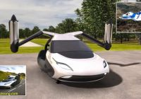 Cars Cars Sale Car Shows Elegant Take A Look at the World S First Flying Car Terrafugia S Tf X
