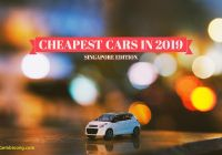 Cars Cars Sale Car Shows New 5 Cheapest Cars In Singapore that You Can Buy In 2019