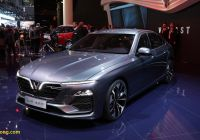 Cars Cars Sale Car Shows New Vinfast Sedan Suv Debut In Paris with Italian Style Big Plans