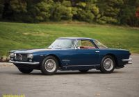 Cars for Sale 5000 Elegant Rm sotheby S 1962 Maserati 5000 Gt by Allemano