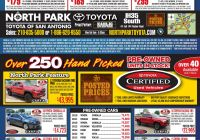 Cars for Sale 5000 New Current north Park toyota Newspaper Ad