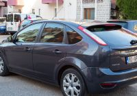 Cars for Sale by Bdo Awesome ford Focus Gasoline 1 6 2010 Car Rental In Montenegro