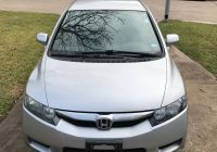 Cars for Sale by Dealer Craigslist Houston Fresh 2010 Honda Civic Sedan 4dr Auto Lx