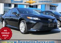 Cars for Sale by Elderly Owners Awesome Pre Owned 2019 toyota Camry Le Fwd 4dr Car