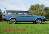 Cars for Sale by Estate Elegant for Sale – Classic Volvo 240 Dl Estate Car – Only 2 Owners