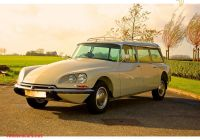 Cars for Sale by Estate Luxury Classic 1973 Citroen Ds23 Safari for Sale Dyler