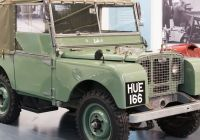 Cars for Sale by Military Owner New Land Rover Series