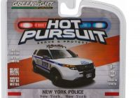 Cars for Sale by the Police Elegant Suvs Greenlight 1 64 Nypd New York City Police ford Pi