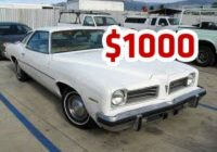 Cars for Sale Near Me 1000 or Less Lovely Used Cars Under 1000 Dollars, Used Car Under 1000 for Sale – Youtube