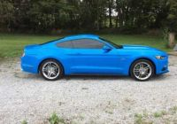 Cars for Sale Near Me 2017 Fresh 2017 ford Mustang Gt Grabber Blue for Sale Near Me – Used