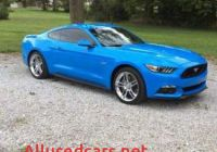 Cars for Sale Near Me 2017 Unique 2017 ford Mustang Gt Grabber Blue for Sale Near Me – Used