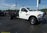 Cars for Sale Near Me 3500 Elegant Pre Owned 2016 Ram 3500 Tradesman Rwd Regular Cab Chassis Cab