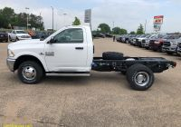"""Cars for Sale Near Me 3500 Lovely New 2018 Ram 3500 Tradesman Chassis Regular Cab 4×4 143 5"""" Wb"""