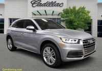 Cars for Sale Near Me Audi Lovely 2018 Audi Q5 at Cadillac Of Jackson