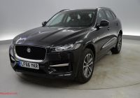 Cars for Sale Near Me Awd Luxury Used 2016 Jaguar F Pace 2 0d R Sport 5dr Awd Lane