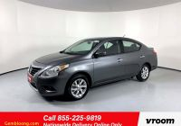 Cars for Sale Near Me Dealership Fresh Used Nissan Versa for Sale In Seattle Wa 76 Cars From