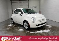 Cars for Sale Near Me Fiat 500 Lovely Pre Owned 2017 Fiat 500 Pop Fwd Hatchback