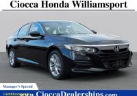 Cars for Sale Near Me Honda Accord New Crystal Black Pearl 2019 Honda Accord Sedan for Sale at