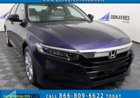Cars for Sale Near Me Honda Accord Unique New 2020 Honda Accord Sedan Lx 1 5t