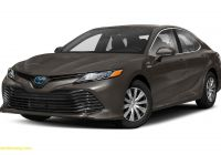 Cars for Sale Near Me Hybrid Unique 2020 toyota Camry Hybrid Specs and Prices