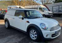 Cars for Sale Near Me Mini Lovely White Mini Clubvan Used Cars for Sale On Auto Trader Uk