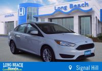 Cars for Sale Near Me Under 6500 Inspirational Pre Owned 2018 ford Focus Se Fwd 4dr Car