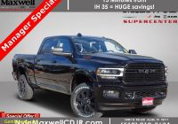 "Cars for Sale Under 10000 Austin Tx Beautiful New 2019 Ram 2500 Laramie Crew Cab 4×4 6 4"" Box"