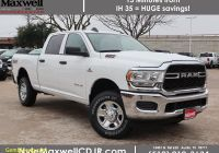 "Cars for Sale Under 10000 Austin Tx Inspirational New 2020 Ram 2500 Tradesman Crew Cab 4×4 6 4"" Box"