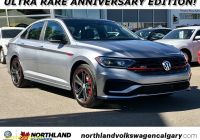Cars for Sale Under 10000 Calgary Lovely Certified Used 2019 Volkswagen Jetta Gli 35th Edition with Navigation
