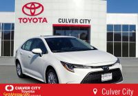 Cars for Sale Under 10000 Dollars In California Beautiful New 2020 toyota Corolla Xle Fwd 4dr Car