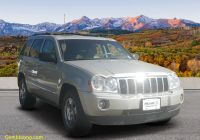 Cars for Sale Under 10000 In Colorado Springs Unique Pre Owned 2007 Jeep Grand Cherokee Limited 4wd
