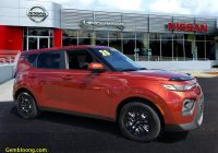 Cars for Sale Under 10000 In Jacksonville Fl Awesome Pre Owned 2020 Kia soul Lx