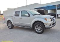 Cars for Sale Under 10000 In Jacksonville Fl Best Of Pre Owned 2019 Nissan Frontier Sl with Navigation & 4wd