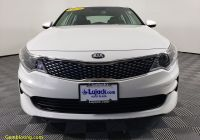 Cars for Sale Under 10000 Miles Unique Certified Pre Owned 2016 Kia Optima Ex Fwd 4dr Car