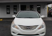 Cars for Sale Under 10000 Tampa Fl Awesome Pre Owned 2013 Hyundai sonata Limited Front Wheel Drive Sedan 4 Dr