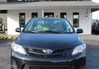 Cars for Sale Under 10000 Tampa Fl Elegant Pre Owned 2013 toyota Corolla Front Wheel Drive Sedan 4 Dr