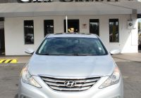 Cars for Sale Under 10000 Tampa Fl Unique Pre Owned 2011 Hyundai sonata Ltd Front Wheel Drive Sedan