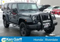 Cars for Sale Under 10000 Western Cape Inspirational Pre Owned 2016 Jeep Wrangler Unlimited 4wd 4dr Sport
