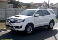 Cars for Sale Under 10000 Western Cape Lovely fortuner fortuner 3 0d 4d 4×4 Specifications