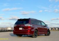 Cars Mpv 2020 Fresh 2020 toyota Sienna Review Autoguide
