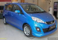 Cars Mpv 2020 Fresh Perodua Alza to Updates before Being Replaced