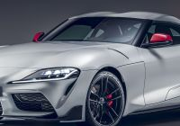Cars Mpv 2020 Luxury toyota Gr Supra 2 0l Variant Launched In Europe 258 Ps 400